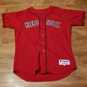 Majestic Boston Red Sox Jersey